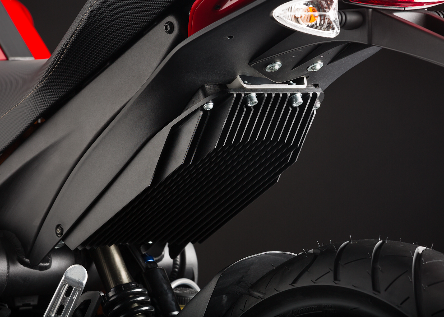 '.2014 Zero SR Electric Motorcycle: Controller.'