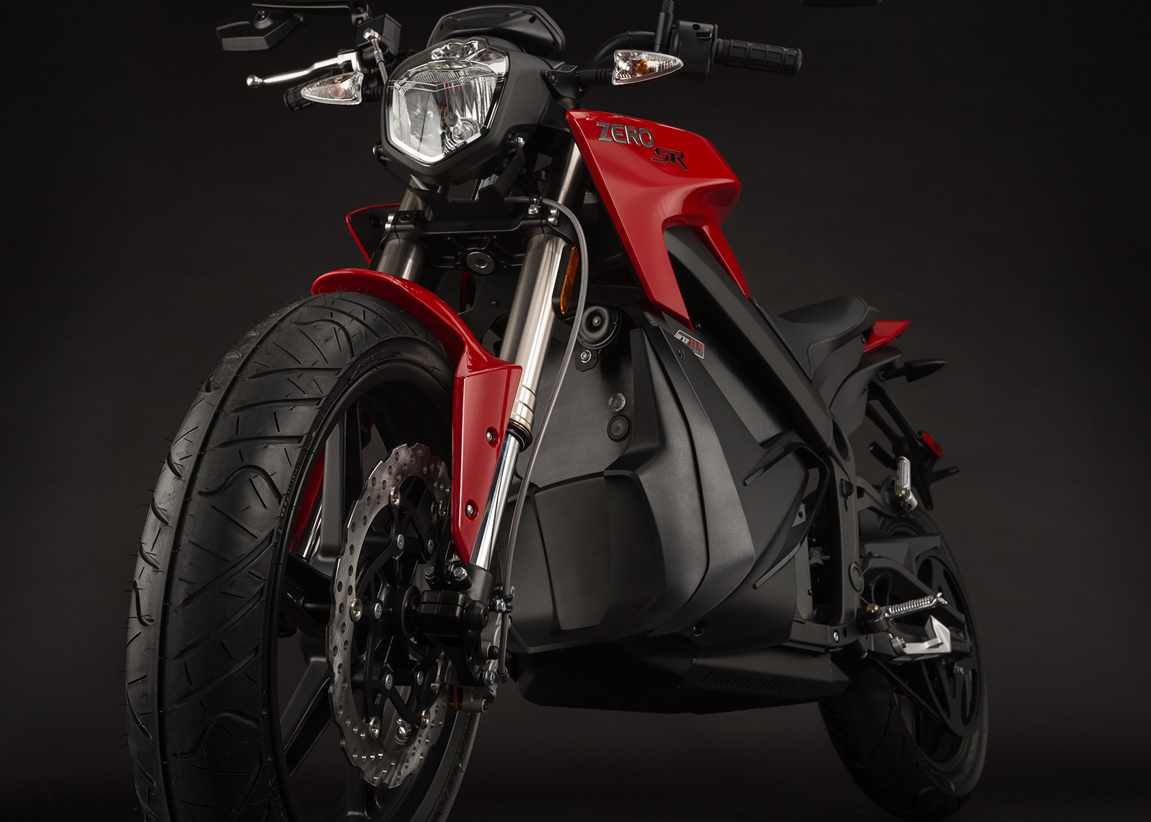 '.2014 Zero SR Electric Motorcycle:.'