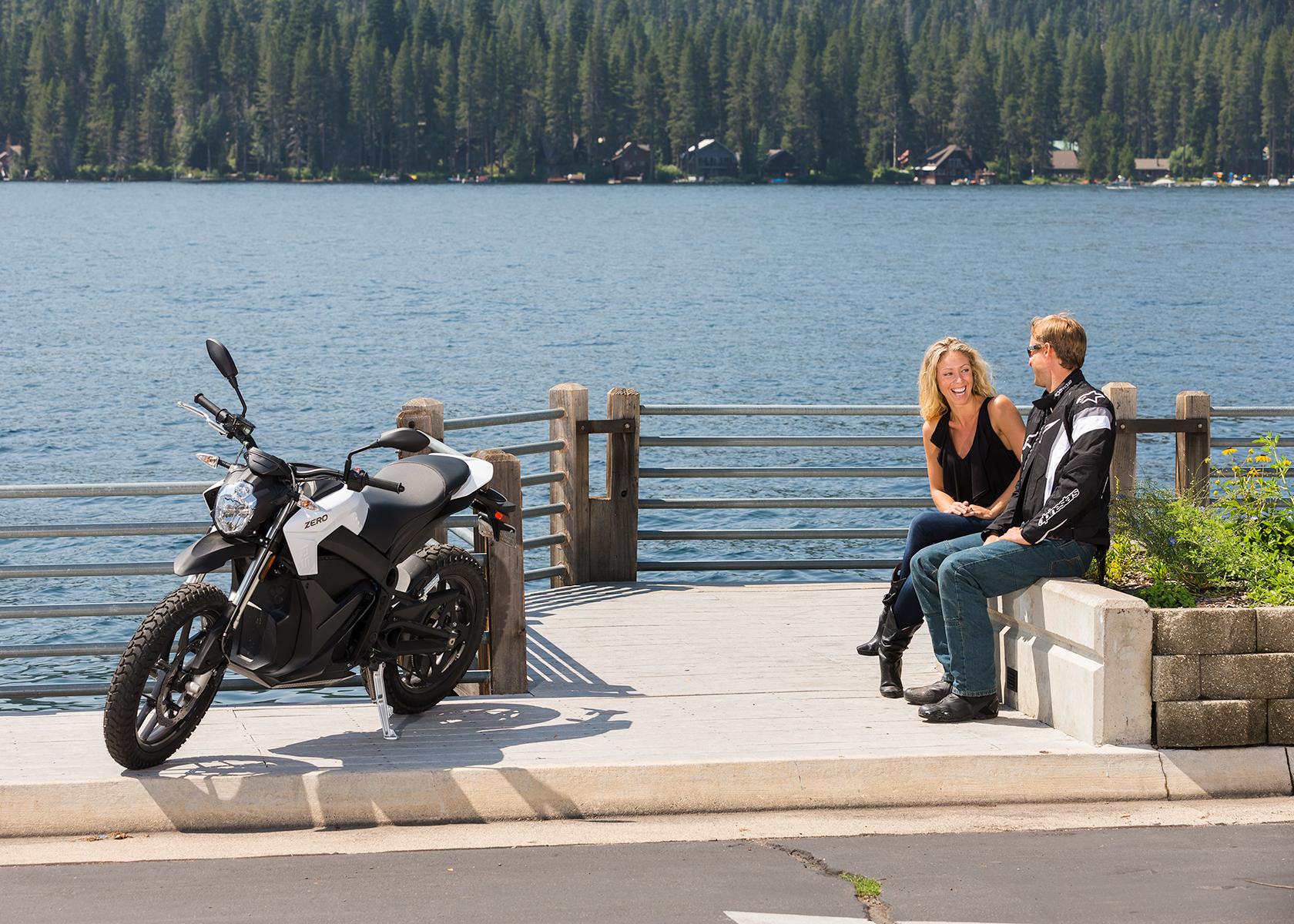 2015 Zero Motorcycles: