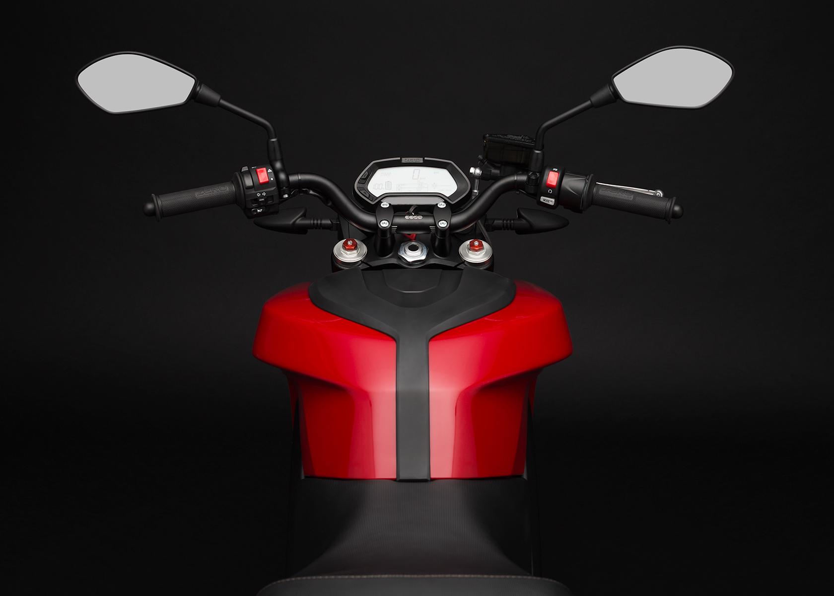 2015 Zero SR Electric Motorcycle: Power Tank