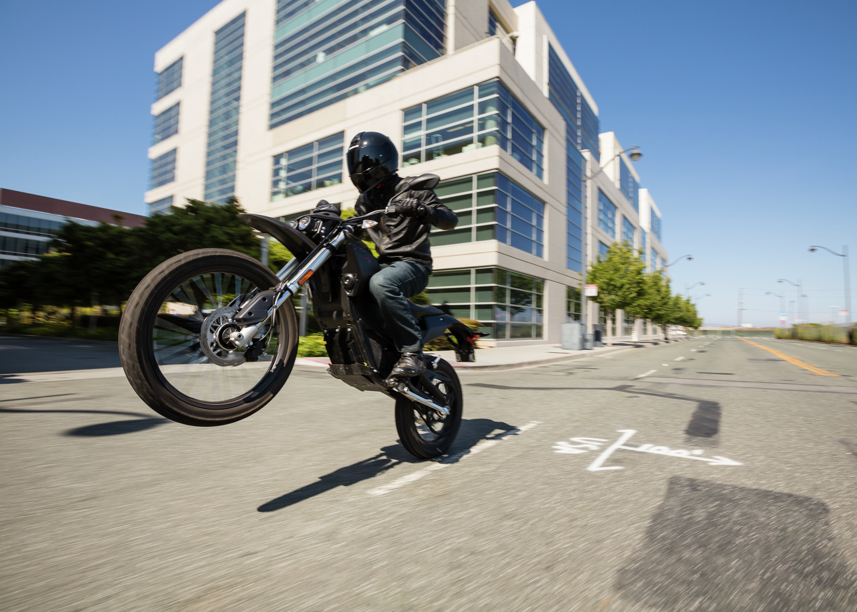 2016 Zero FX Electric Motorcycle: