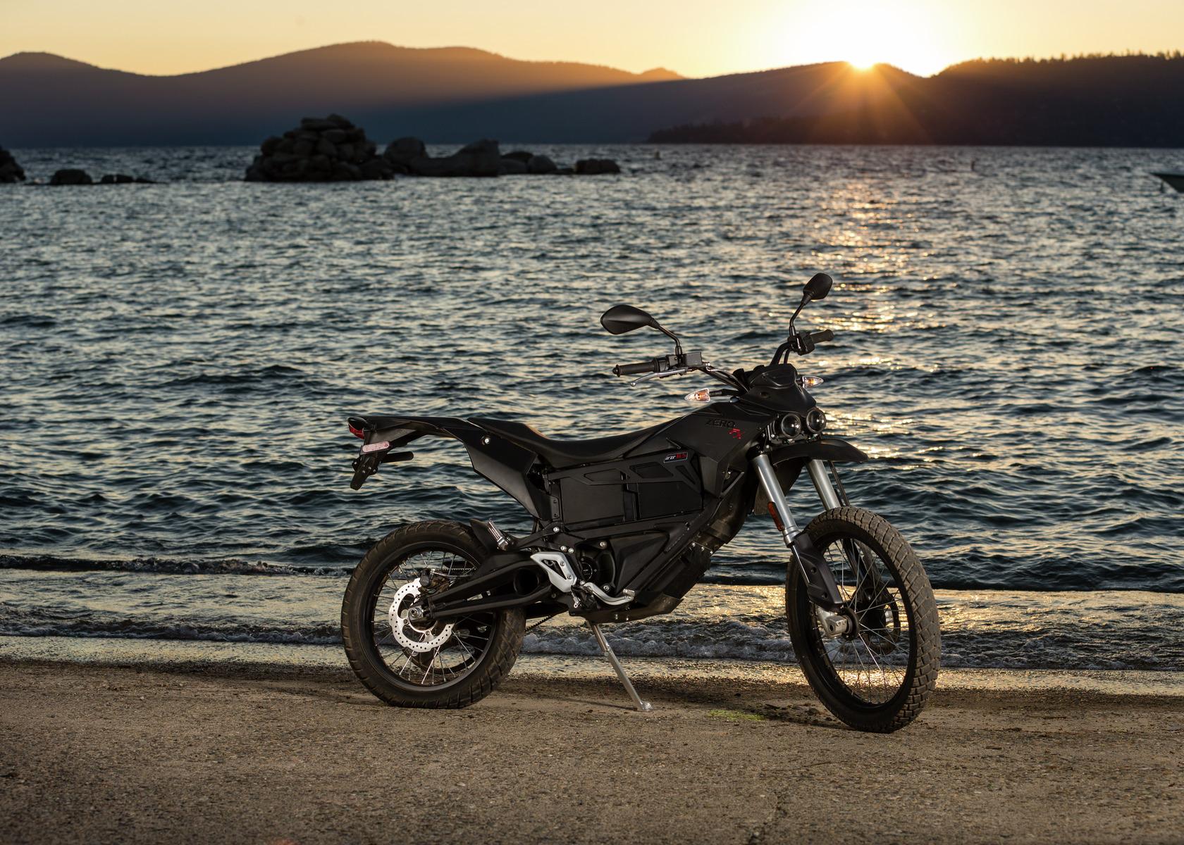 2016 Zero FX Electric Motorcycle: