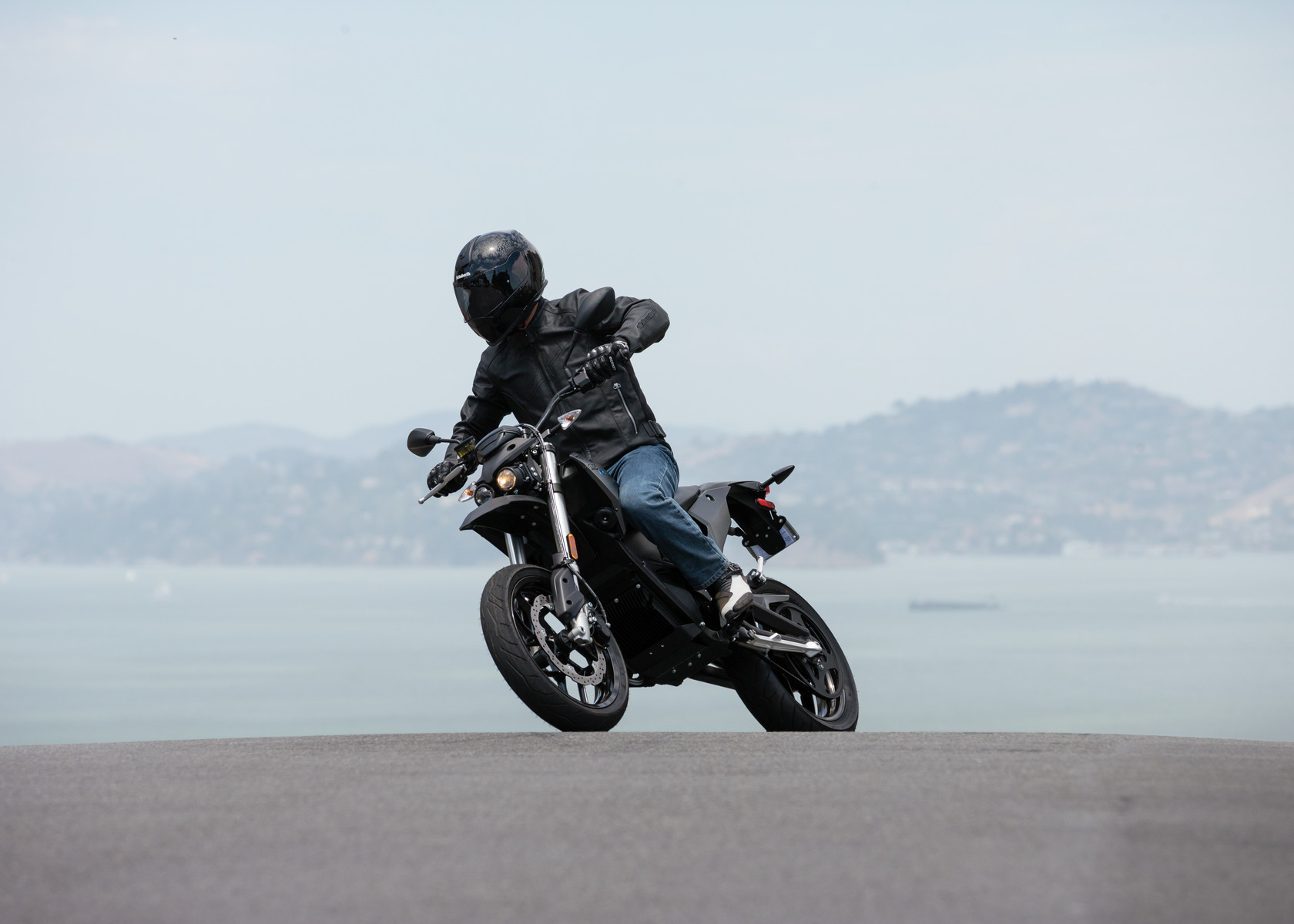 2016 Zero FXS Electric Motorcycle: