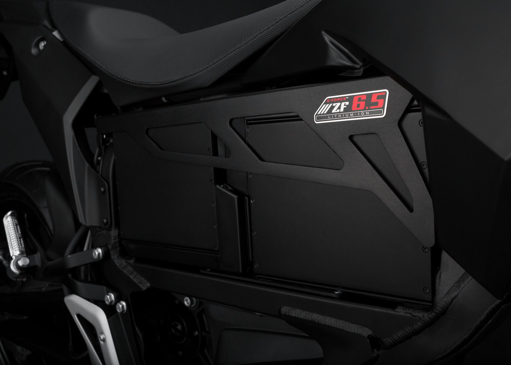 2016 Zero FXS Electric Motorcycle: Power Pack