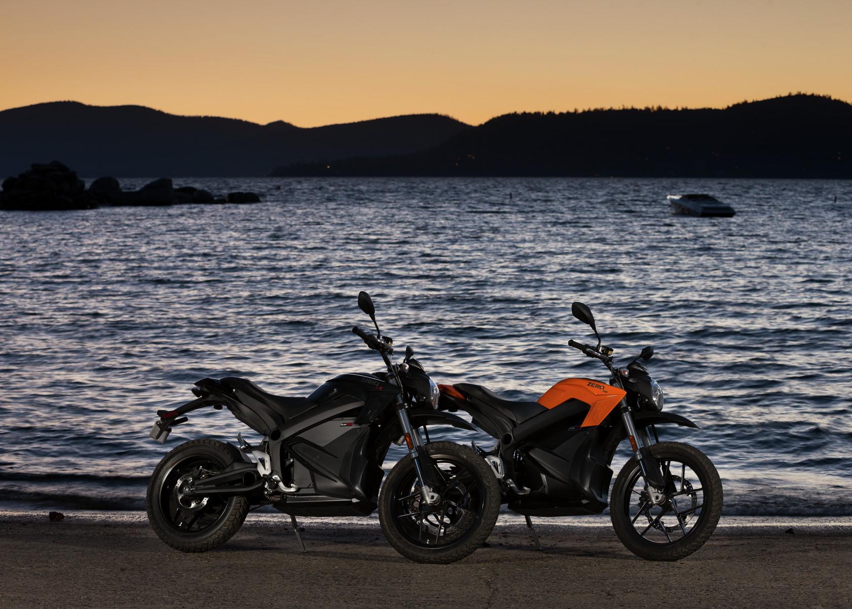 2016 Zero Motorcycles: