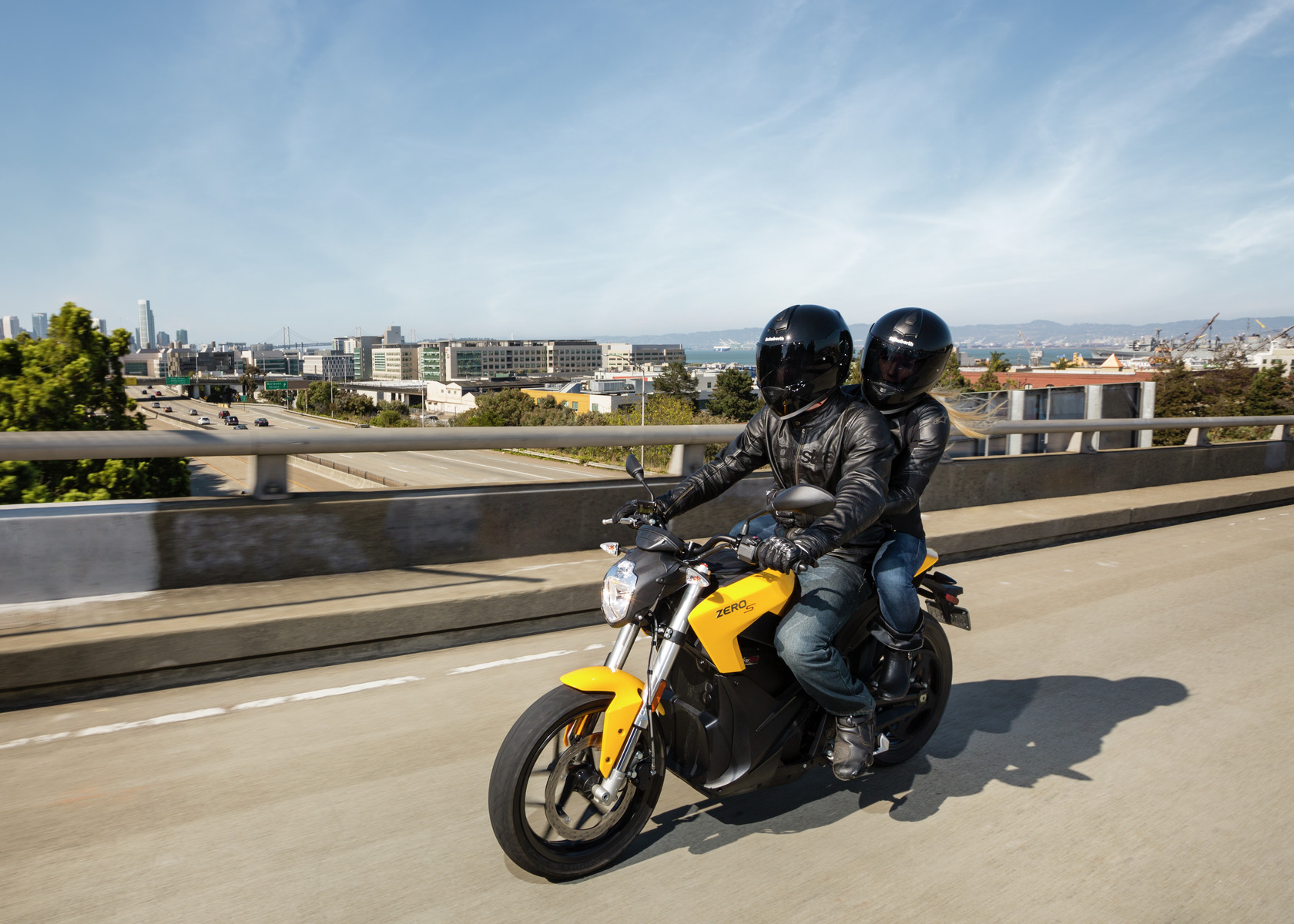 2016 Zero S Electric Motorcycle: