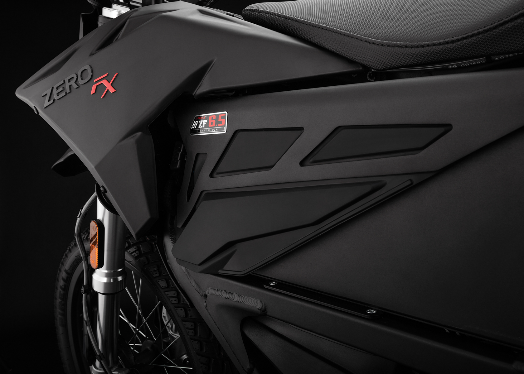 2017 Zero FX Electric Motorcycle: Power Pack