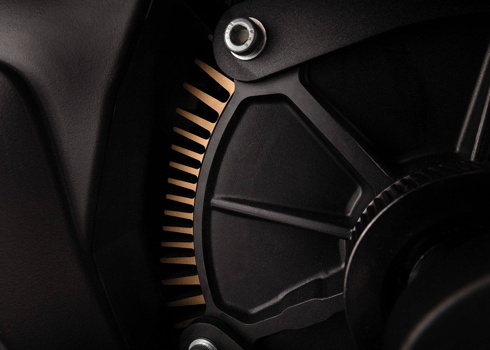 2018 Zero FXS Motorcycle: Motor