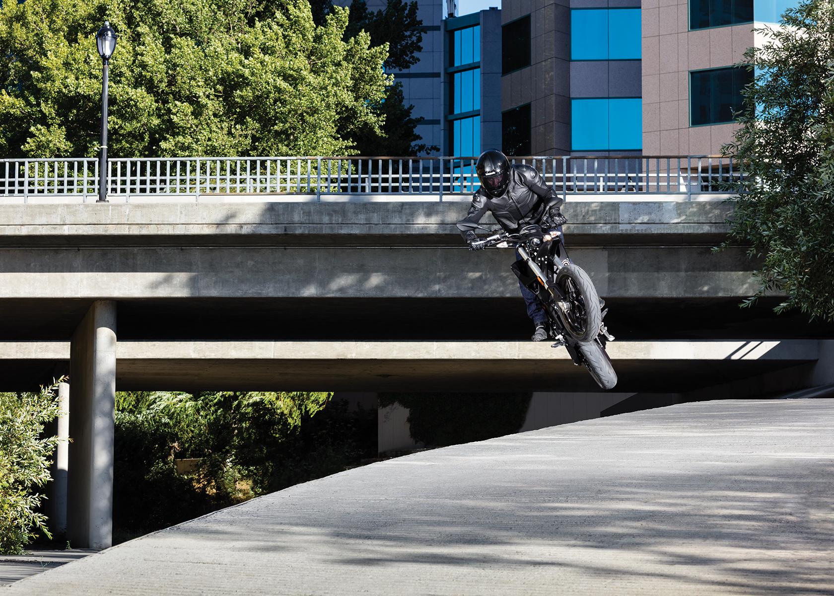 2017 Zero FXS Electric Motorcycle: