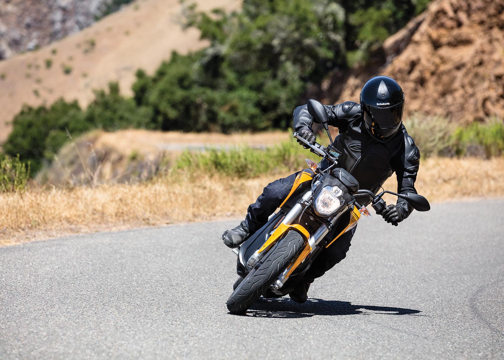 2017 Zero S Electric Motorcycle: