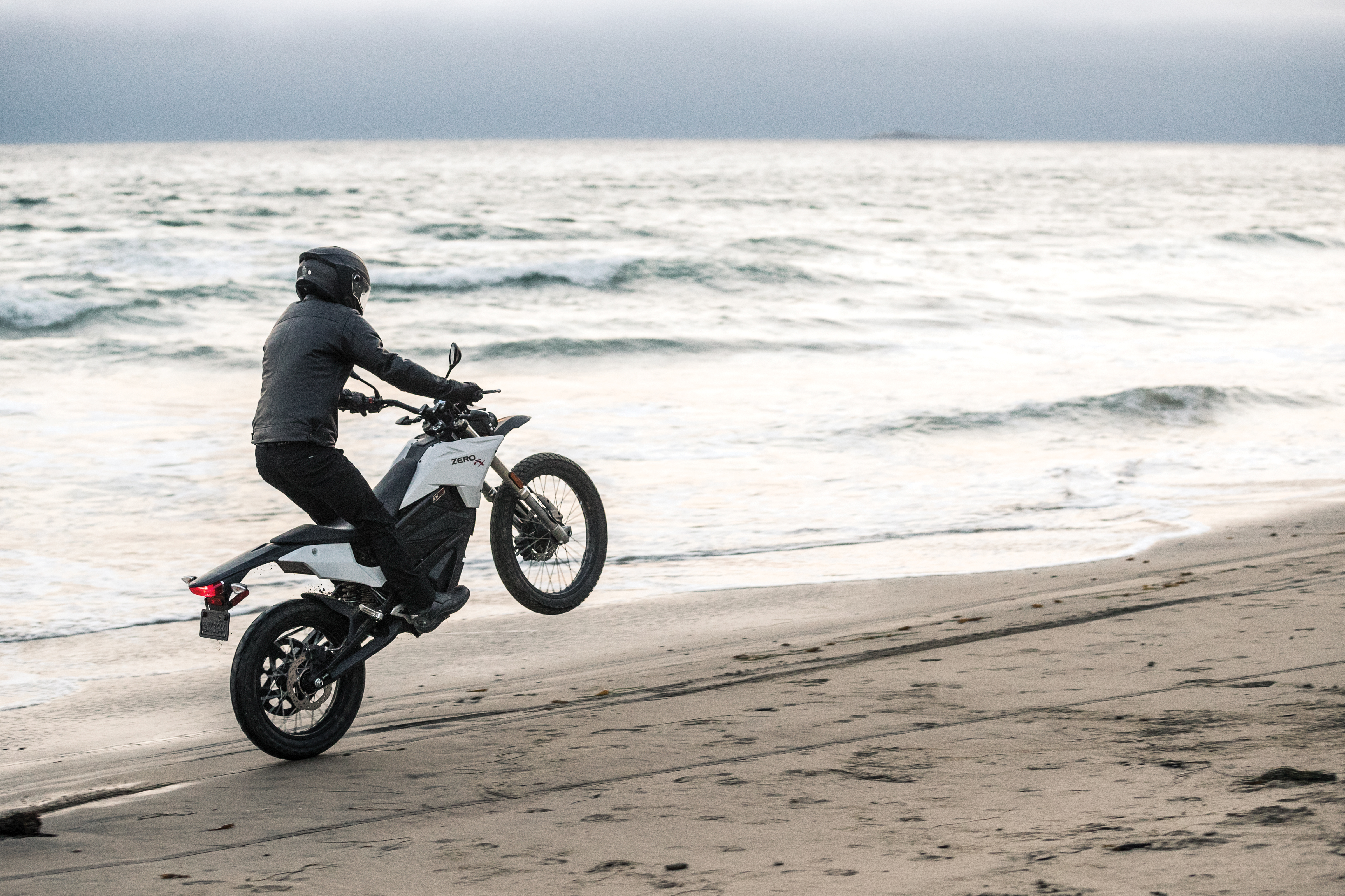 2018 Zero FX Electric Motorcycle: