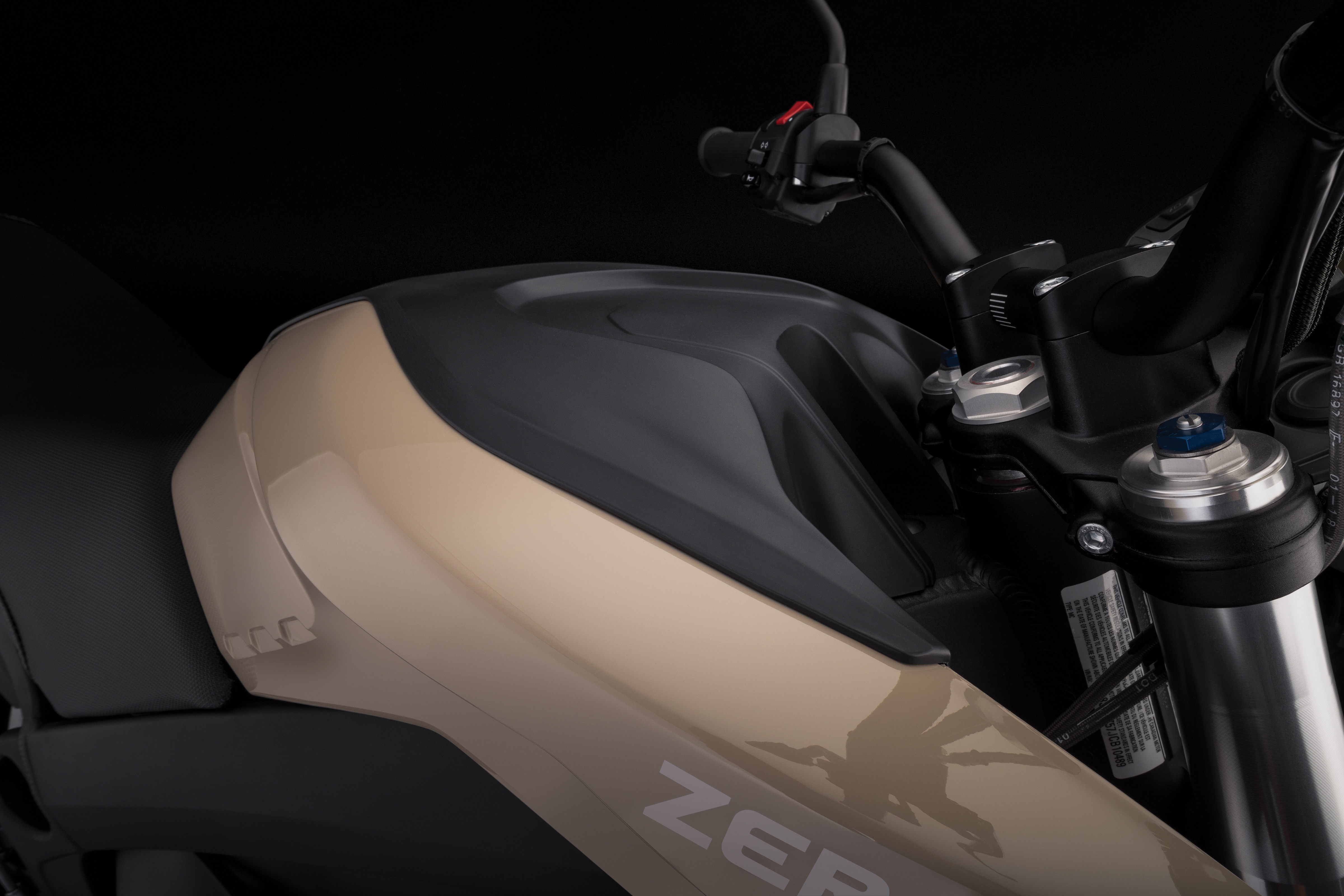 2019 Zero DS Electric Motorcycle: Power Tank