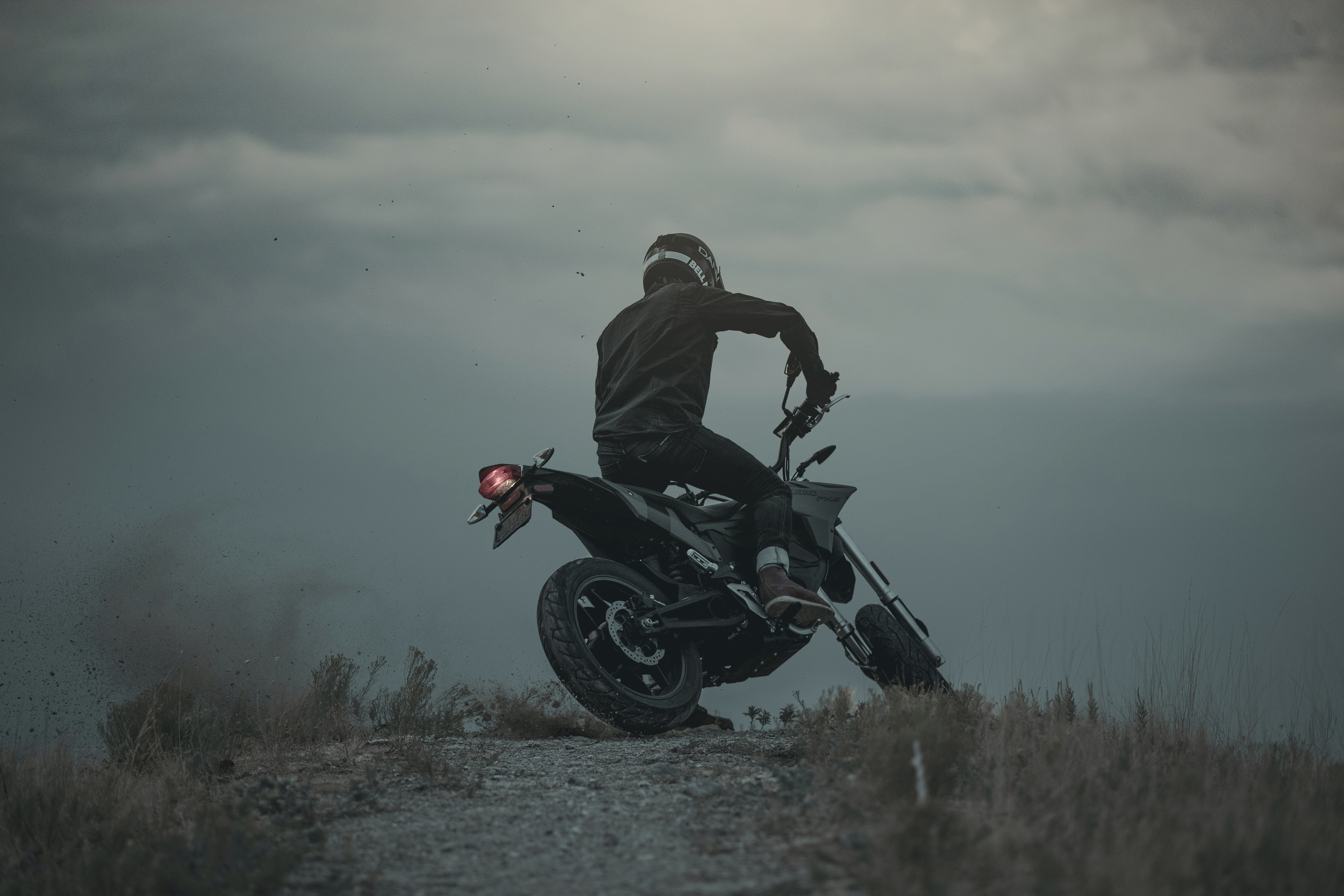 2019 Zero FXS Electric Motorcycle: