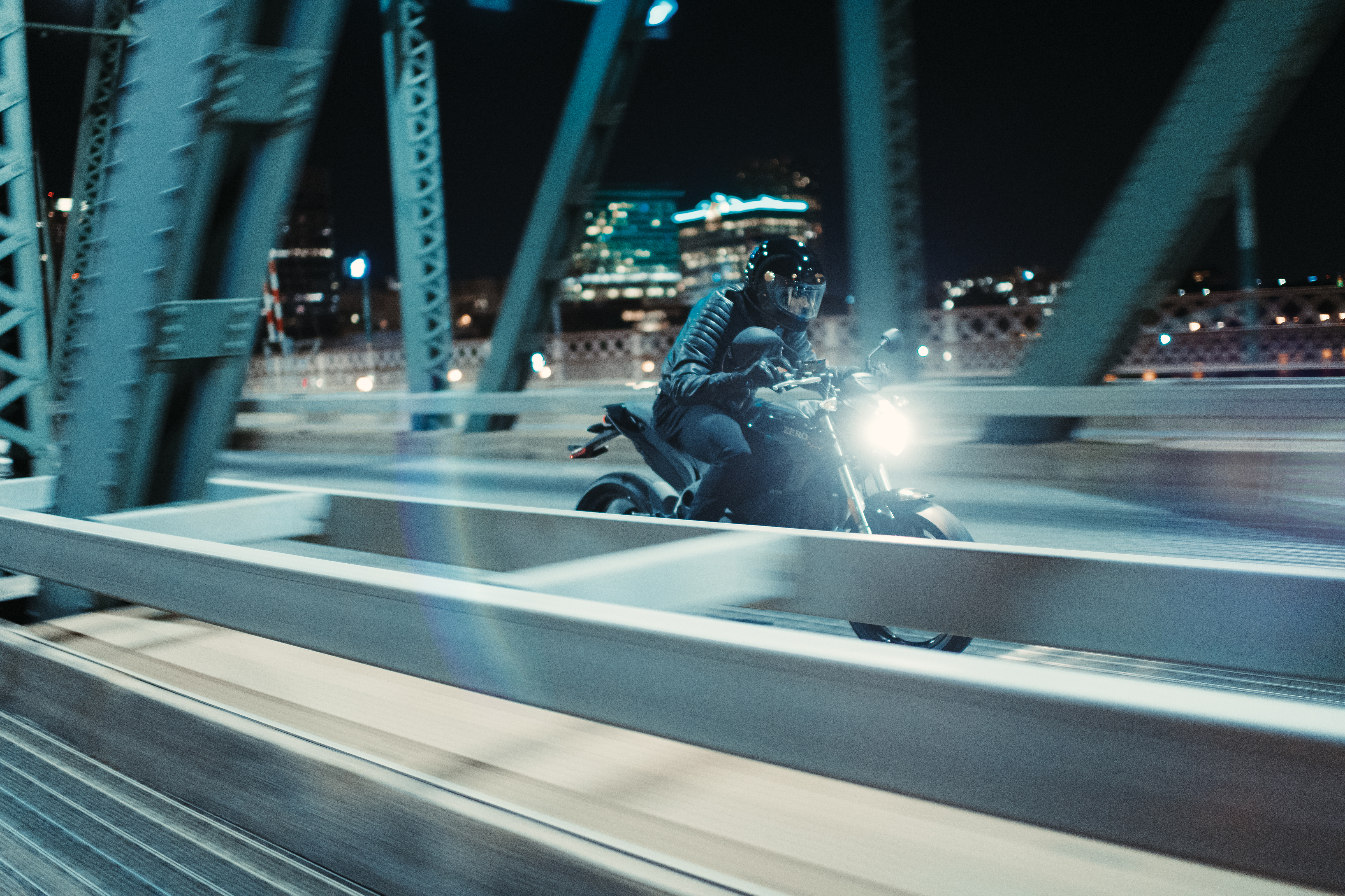 2019 Zero SR Electric Motorcycle: