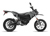 2019 Zero FXS Electric Motorcycle: Profile Right, White Background