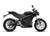 2019 Zero SR Electric Motorcycle: Profile Right, White Background